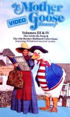 The Mother Goose Video Treasury Volumes 3 4