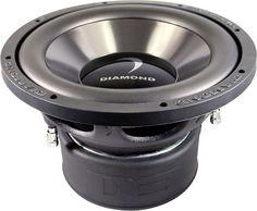 Diamond Audio Subs Diamond Music, Headphone Amp, Audio, Bass, Free, Technology, Lowes, Double Bass