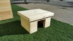 Wooden Rabbit House. Still On Sale!!! Made By Boyles Pet Housing