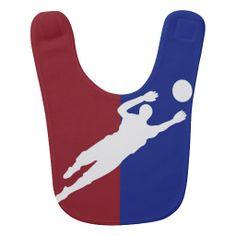 Soccer Baby Bib #Soccer #Sports #Baby #Bib