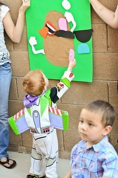 "Photo 1 of 42: Toy Story / Birthday ""Woody's Round Up"" 
