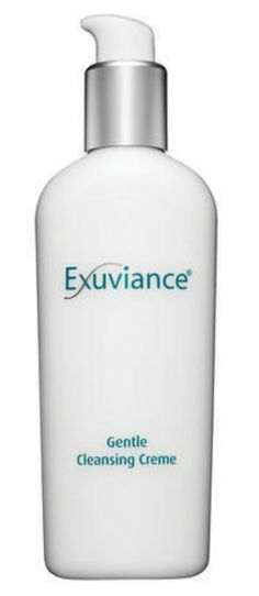 Exuviance Gentle Cleansing Creme 2 oz Cleanse and purify skin that needs special attention with this gentle anti-aging cleanser. Convenient travel size! Comfort rich, anti-aging cleanser formulated with Gluconolactone (PHA) Cleans, softens and moisturizes skin Soap-Free Convenient travel size. http://www.neostrata.com/