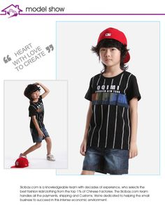 Children Clothing Tops Boutique Black Discover New York Short Sleeve T-shirt