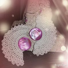 Earring Crochet by Lilly