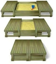 make boxes with lids out of pallets - Google Search
