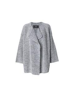 Talisso bouclé knit cardigan - # Q56578002 - By Malene Birger Autumn Winter 2014 - Women's fashion