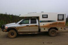 3 Wheel Car T Rex For Sale >> Custom Pop Up Camper for 2009 Hummer H3T via Phoenix Pop ...