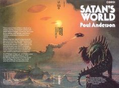 Satan's World - art by Bruce Pennington
