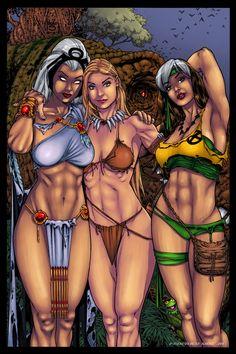 X-Men Savage Land