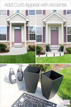 How to Add Curb Appeal to Your Home with Outdoor Accents! #TargetStyle