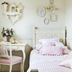 Teenage Girls' Bedroom Decorating Ideas