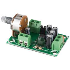 Sale Price $5.20 Low Voltage Mono Audio Amplifier Board NJM386D LM386 - Ideal for Battery Operation