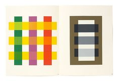 Josef Albers 13. This is great. Josef Albers & his wife Anni has done many others in different color schemes. All for big events from the 60's & 70's. They're classic & great art for a room (that doesn't cost a fortune).