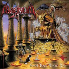 Sacred Blood -Divine- Lies Ltd. CD+DV - Magnum: Amazon.de: Musik