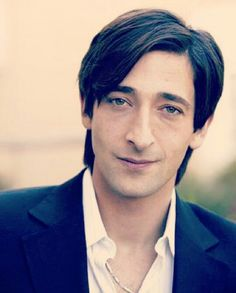 Adrien Brody awesome eyes!