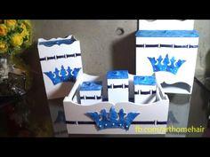 kit higiene bebê - Passo a passo (DIY)