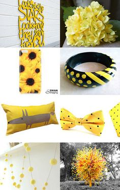 Mellow Yellow by Yvonne on Etsy--Pinned with TreasuryPin.com