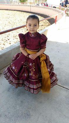 Escaramuza charra dress