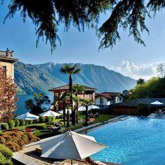 ~Grand Hotel Tremezzo: Lake Como, Italy~