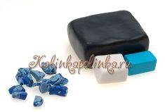 polymerclayfimo: Урок- имитация агата и других камней.