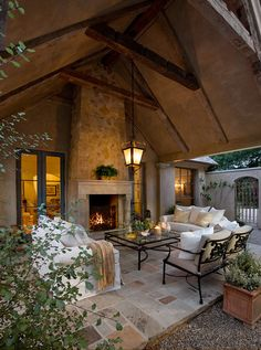 Get Wise to Size: How to Furnish an Outdoor Room, Small to Spacious