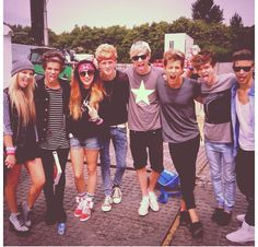 The Vamps and OTY :)