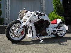 ► Harley-Davidson® VRod muscle by Killer Custom Harley Night Rod, Harley Davidson Night Rod, Harley V Rod, Harley Davidson Chopper, Harley Bikes, Vrod Custom, Custom Harleys, Custom Bikes, Night Rod Custom