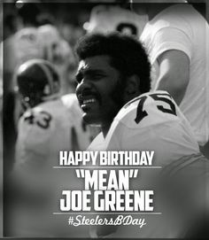26244f1aa Happy #SteelersBDay to Steelers legend and Hall of Famer