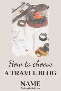 In this post I outline how to choose the right travel blog name, how to set up your new travel blog, step by step and I even give you 100 travel blog post ideas to get you started.