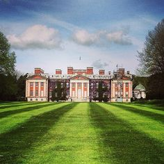 Beautiful shot of Hursley Park, home to the IBM Hursley Research Lab (photo via immyvessey on Instagram)