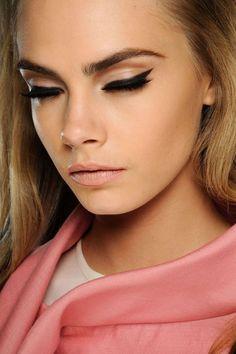 eye makeup diagram - Google Search