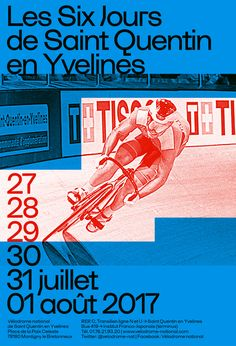 SQY VELODROME on Behance