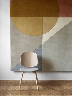 Aarhus Light Grey & Wood Chair |  | Minimalist Furniture Designs | BoConcept Sydney