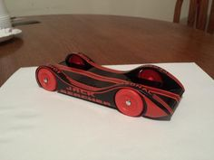 Pinewood Derby image