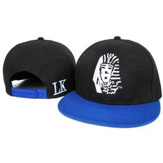 6fd8743156b Last Kings Snapback Hats ❤ liked on Polyvore Snapback Hats