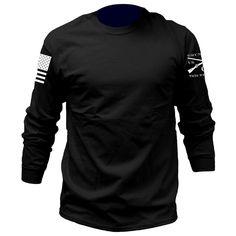 Basic Long Sleeve - Black