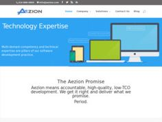 New listing in Software Design and Development added to CMac.ws. Aezion Inc in Dallas, TX - http://software-design-and-development-companies.cmac.ws/aezion-inc/4245/