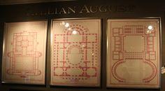 Soicher Marin-C & D Building.  Lillian August Collection Artwork.  Gorgeous Hot Pink Garden Design Prints...Overscaled and Fabulous! #hpmkt