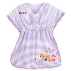 79c8ff1cc9 Thumbnail Image of Rapunzel Cover-Up for Girls - Personalizable # 1 Disney  Rapunzel,