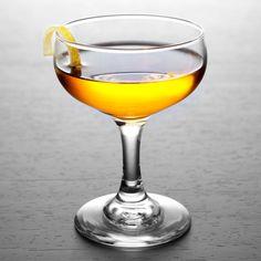 gypsy queen (vodka, benedictine, bitters, lemon)