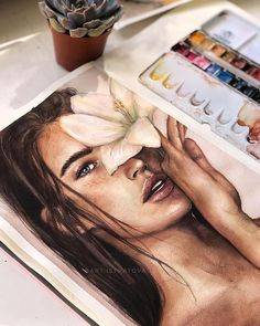 Boat Discover Watercolor on the verge of fantasy photos) copic coloring portrait female faceless portrait colorful portrait autumn portrait Pencil Art Drawings, Realistic Drawings, Art Sketches, Flower Sketches, Drawing Art, Faceless Portrait, L'art Du Portrait, Watercolor Portraits, Watercolor Art