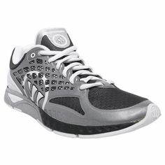 A seamless upper, multi-density sole and a natural last underfoot creates the perfect platform for high-speed running, training, and dominating. Hockey Gear, Mens Training Shoes, Gears, Kicks, Footwear, Sneakers, Grey, Tennis, Gray