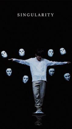 #KimTaehyung #Singularity #Fundodetela #BTS