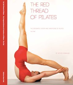 Pilates Teachers and Advanced students Get a Brand New Guide Book.