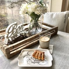 "84 Likes, 9 Comments - Nanna Tuomisto ✨ (@be_a_star_at_home) on Instagram: ""Coffee break with freshly baked pastry. Enjoy your day everyone! Focus on things that matter,…"""