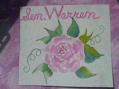 snail mail for Senator Warren