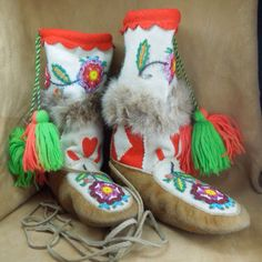 These are different...I was surprised mukluks would come up with anything.