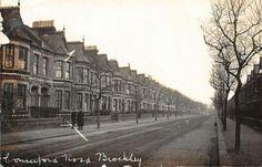 Comerford Road Brockley c1913-