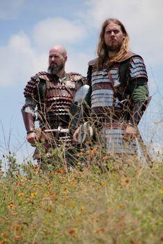 Viking and Slavic Fighting Armor
