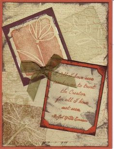 all I have seen by flossy - Cards and Paper Crafts at Splitcoaststampers
